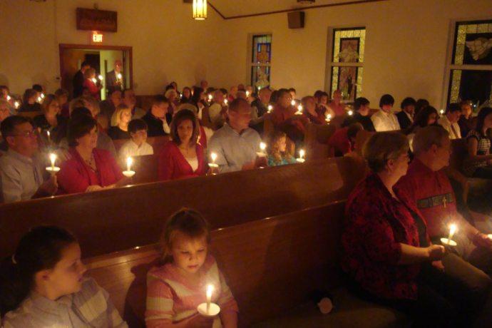 Christmas Eve Service 2011