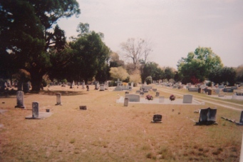 Euchee Valley Presbyterian Church Grave Yard