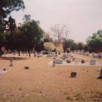 Euchee Valley Presbyterian Church Grave Yard