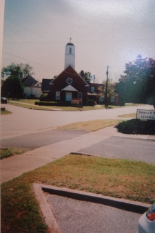 First Presbyterian Church of Enterprise