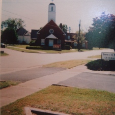 First Presbyterian Church of Enterprise