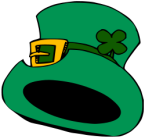 Green-Hat-with-Shamrock-Clip-Art