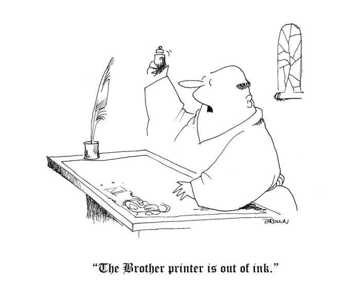 Pastor Pete Cartoons